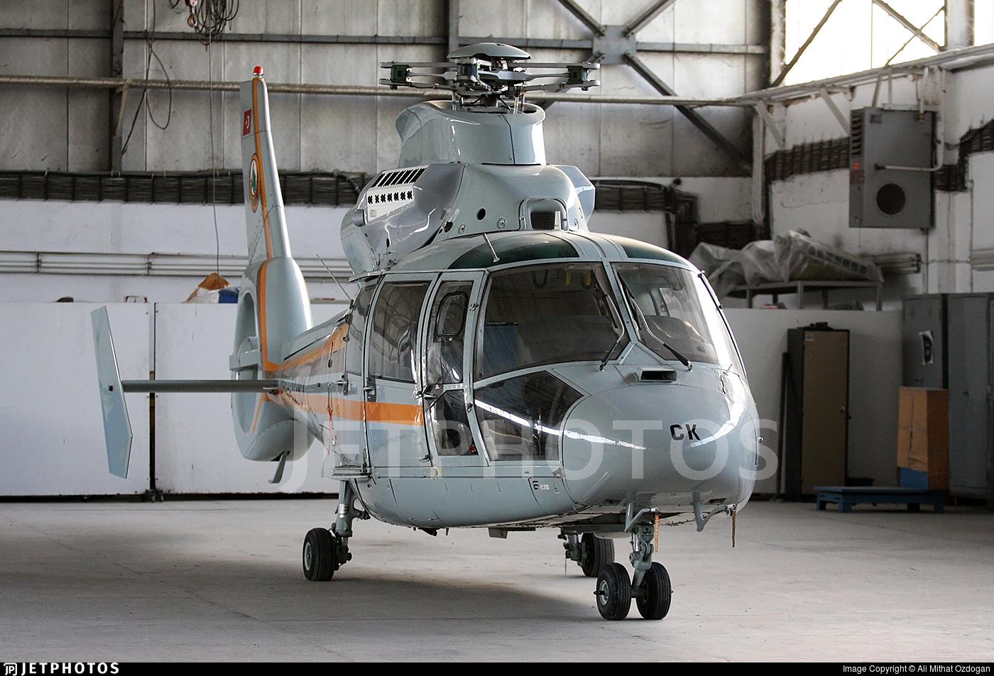 TC-HCK - Eurocopter AS 365N2 Dauphin - Orman Genel Müdürlügü