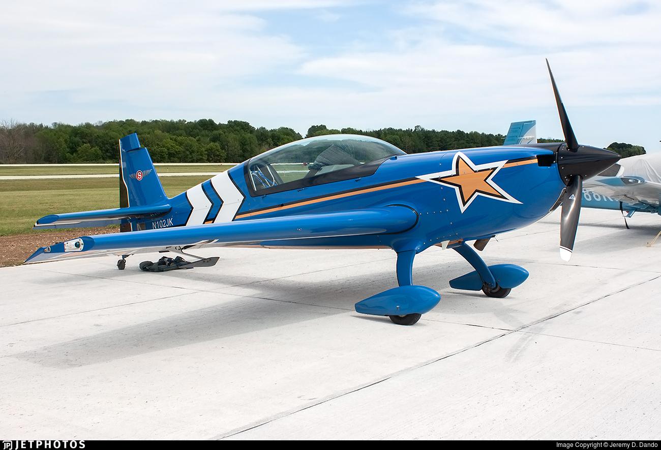 N102JK - Extra EA 300L - Private