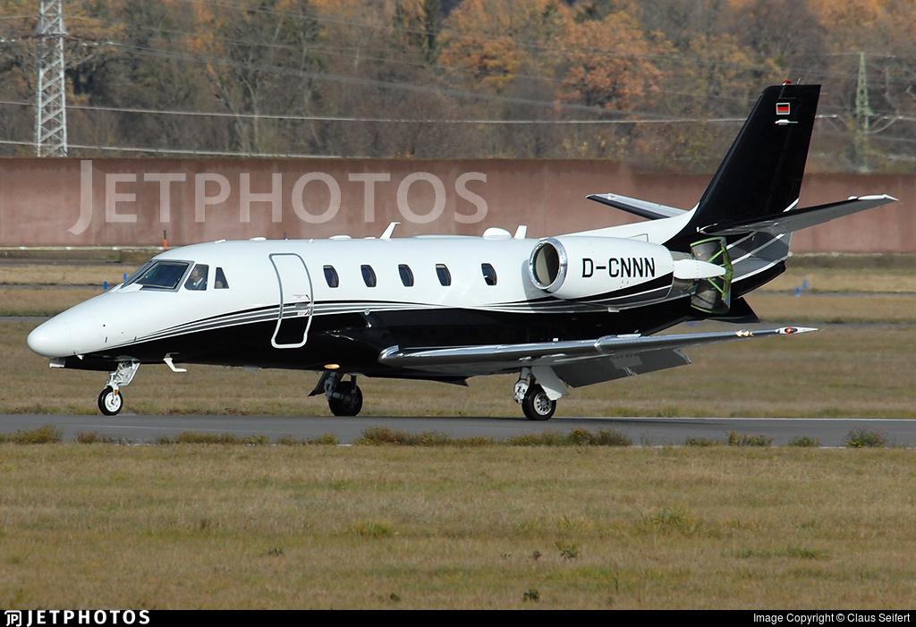 D-CNNN - Cessna 560XL Citation XLS Plus - DC Aviation