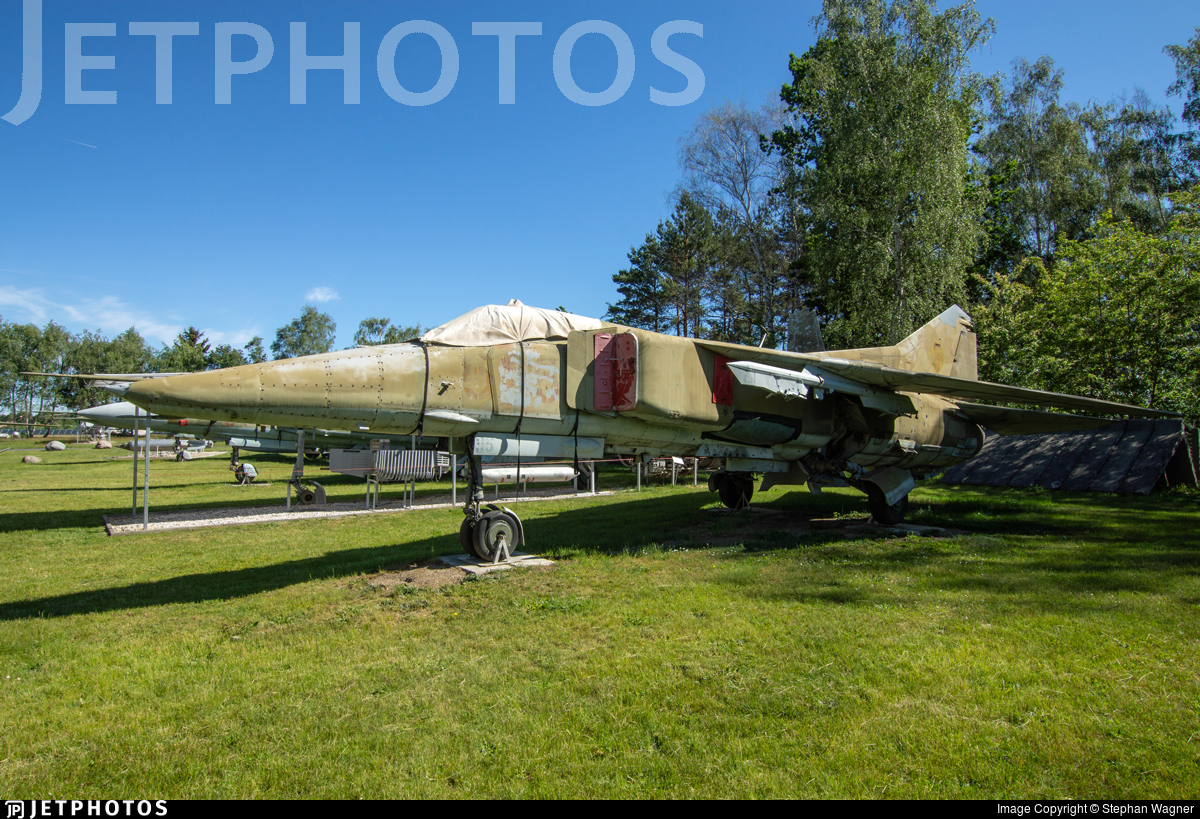 20-44 - Mikoyan-Gurevich MiG-23BN Flogger H - Germany - Air Force