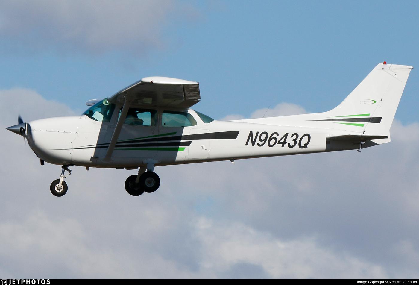 N9643Q - Cessna 172M Skyhawk - Leading Edge Aviation