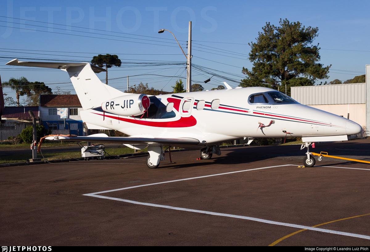 PR-JIP - Embraer 500 Phenom 100 - Private