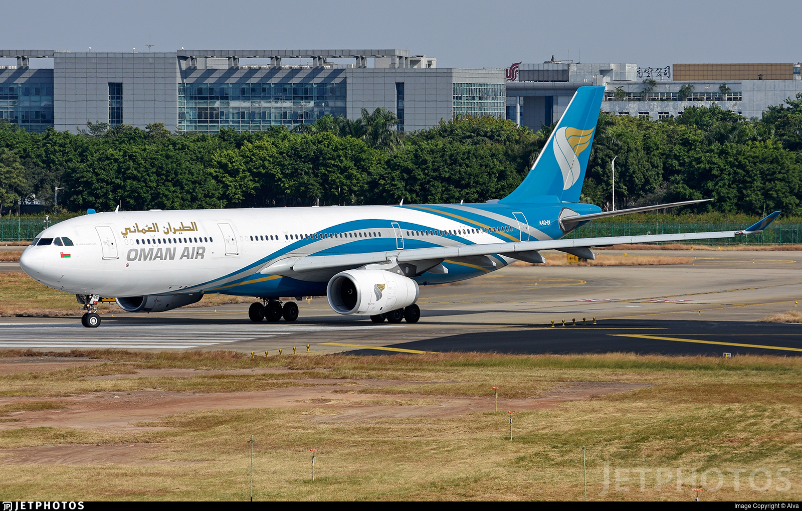 A4O-DI - Airbus A330-343 - Oman Air