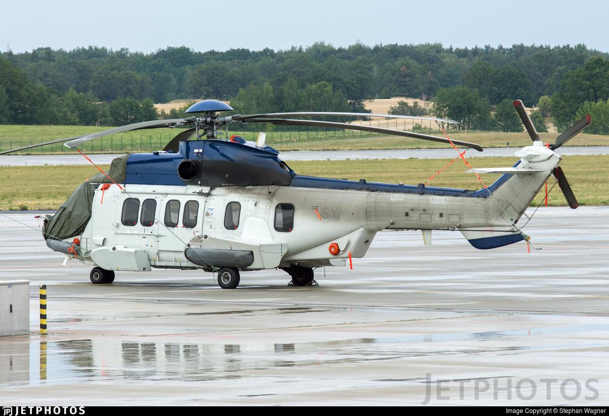 2741 - Eurocopter EC 225LP Super Puma II+ - France - Air Force