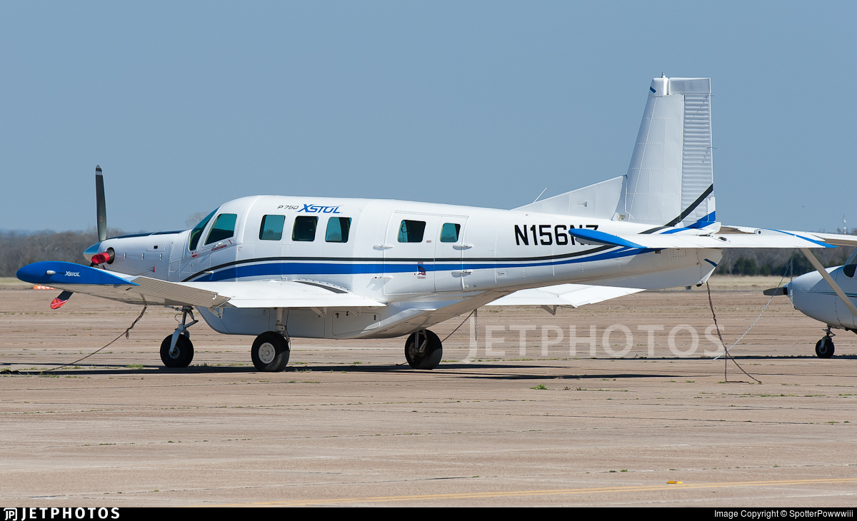 N156NZ - Pacific Aerospace P-750 XSTOL - Private