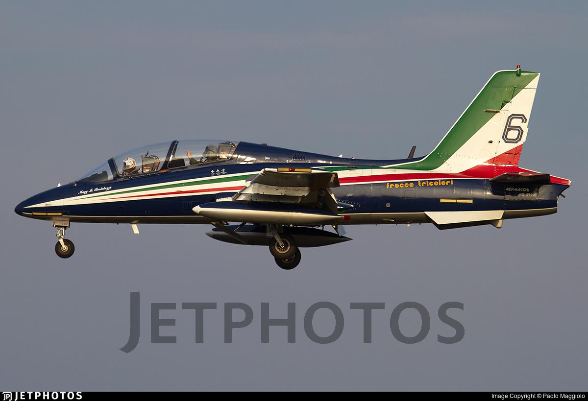 MM55052 - Aermacchi MB-339PAN - Italy - Air Force