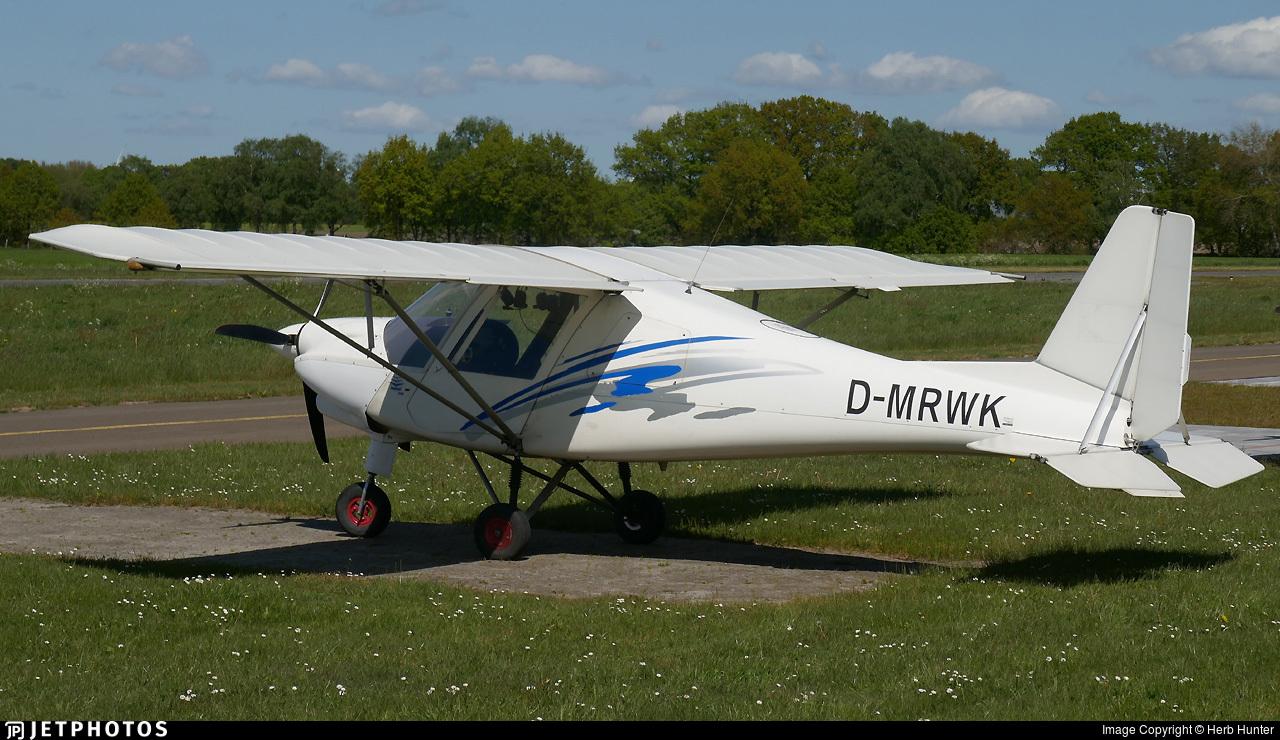 D-MRWK - Ikarus C-42B Cyclone - Private