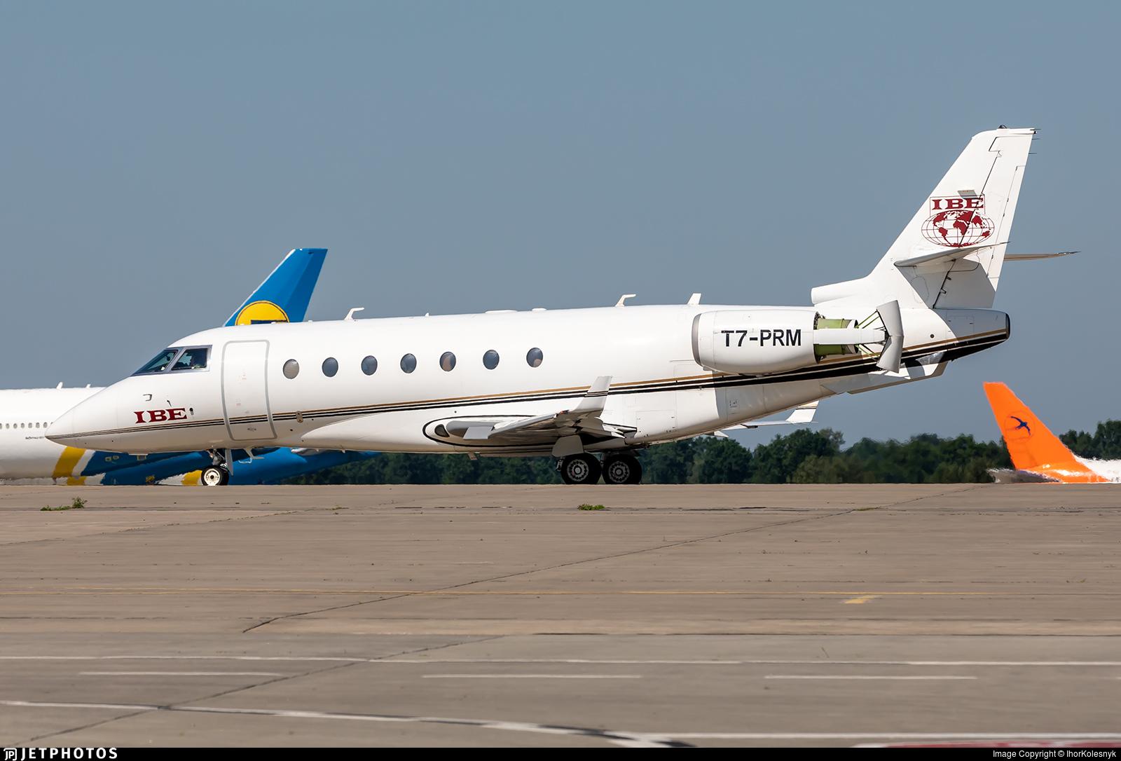 T7-PRM - Gulfstream G200 - ICS Aero