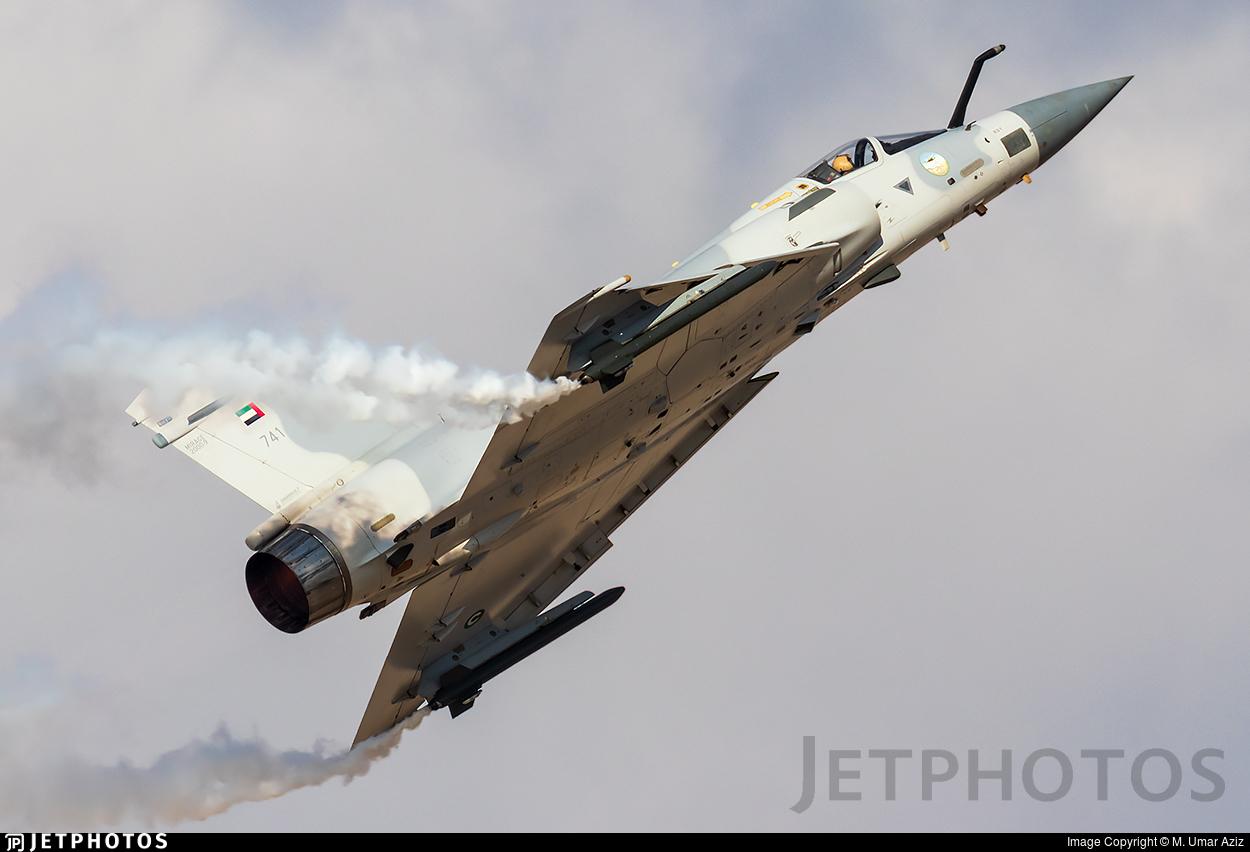 741 - Dassault Mirage 2000-9 - United Arab Emirates - Air Force