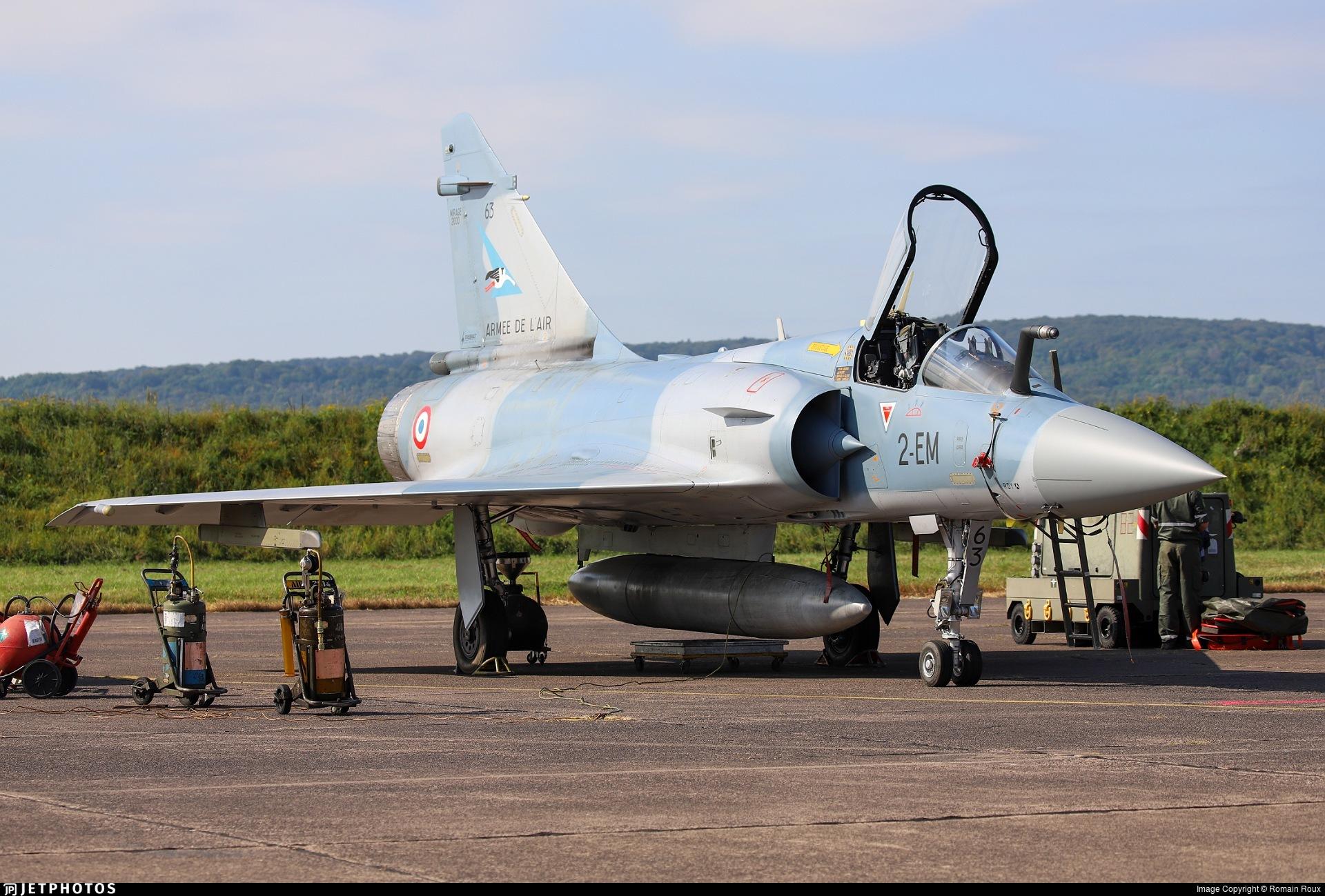 63 - Dassault Mirage 2000-5F - France - Air Force
