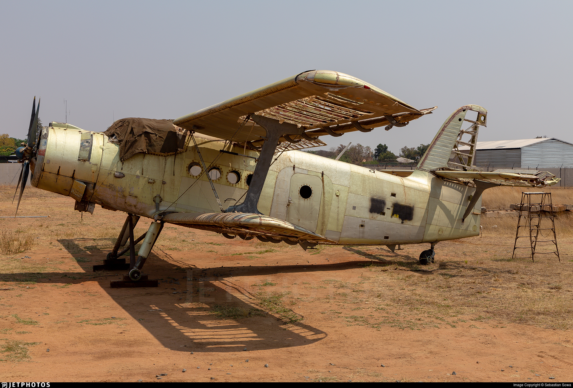7P-AND - PZL-Mielec An-2T - Private