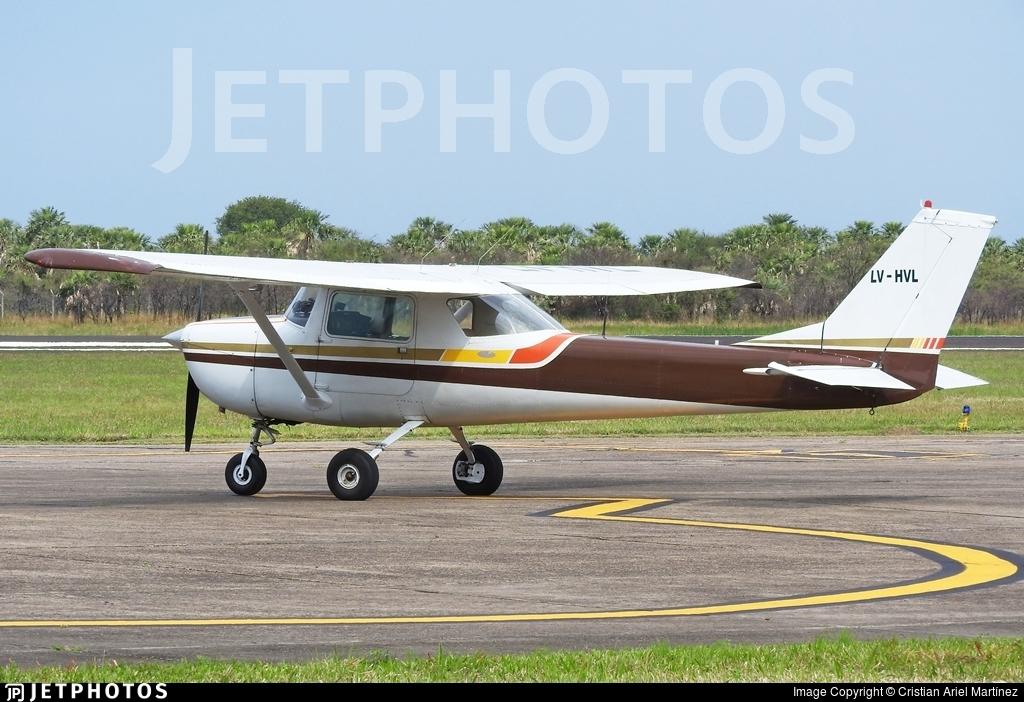 LV-HVL - Cessna 150K - Aeroclub Villa Angela