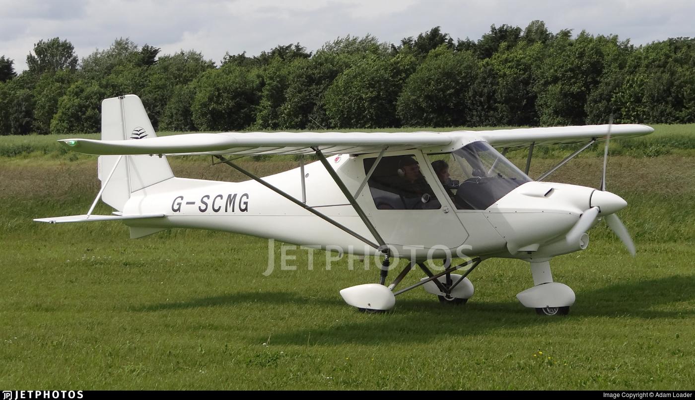 G-SCMG - Ikarus C-42 - Private