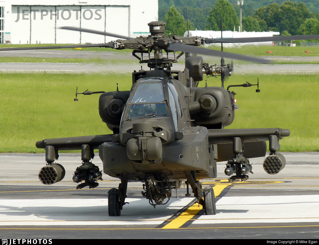 14-03032 - Boeing AH-64E Apache Guardian - United States - US Army