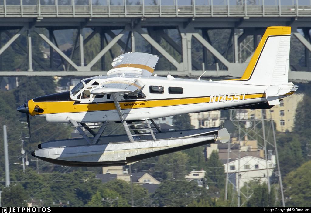 N1455T - De Havilland Canada DHC-2 Mk.III Turbo-Beaver - Kenmore Air