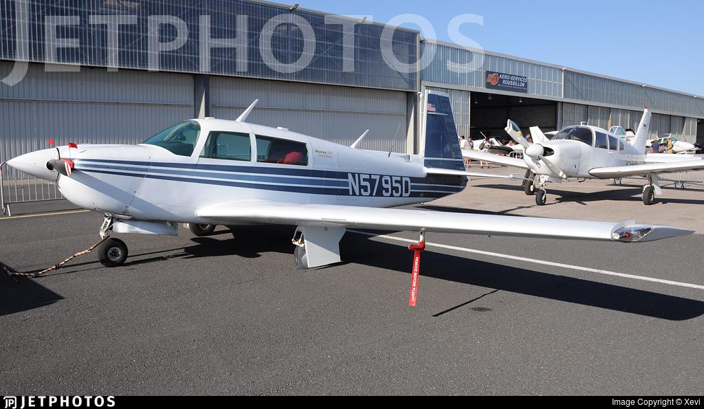 N5795D - Mooney M20J-201 - Private