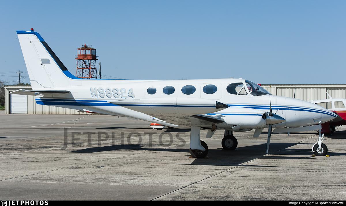 N98624 - Cessna 340A - Private