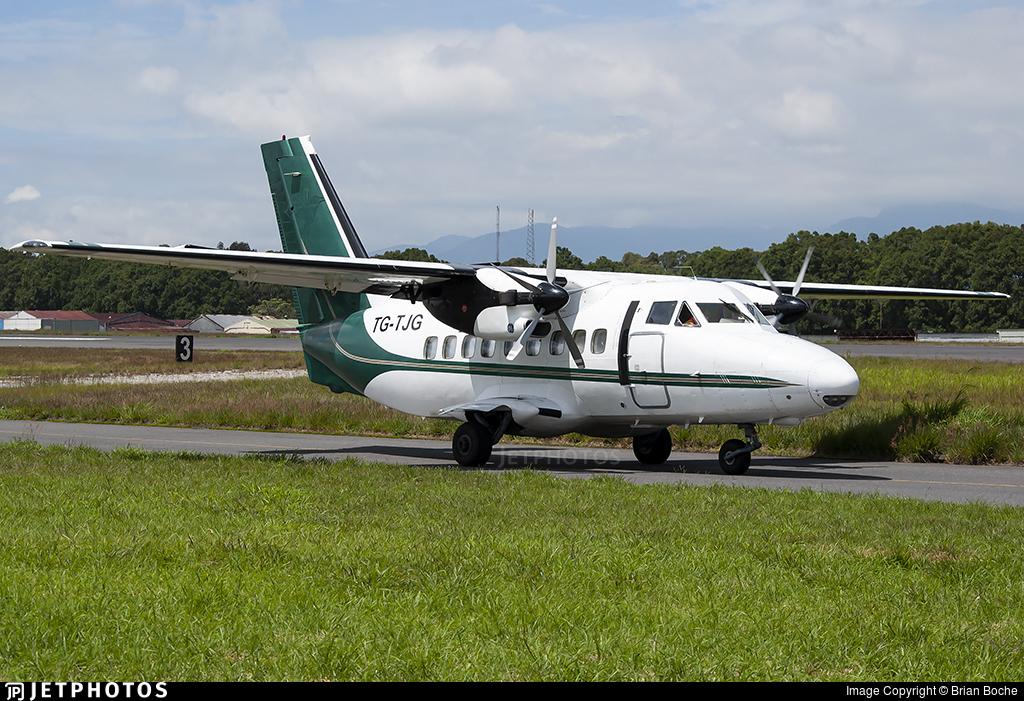 TG-TJG - Let L-410UVP-E Turbolet - CM Airlines