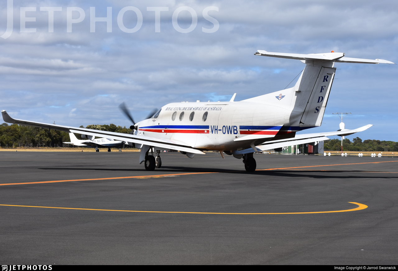 VH-OWB - Pilatus PC-12/47E - Royal Flying Doctor Service of Australia (Western Operations)