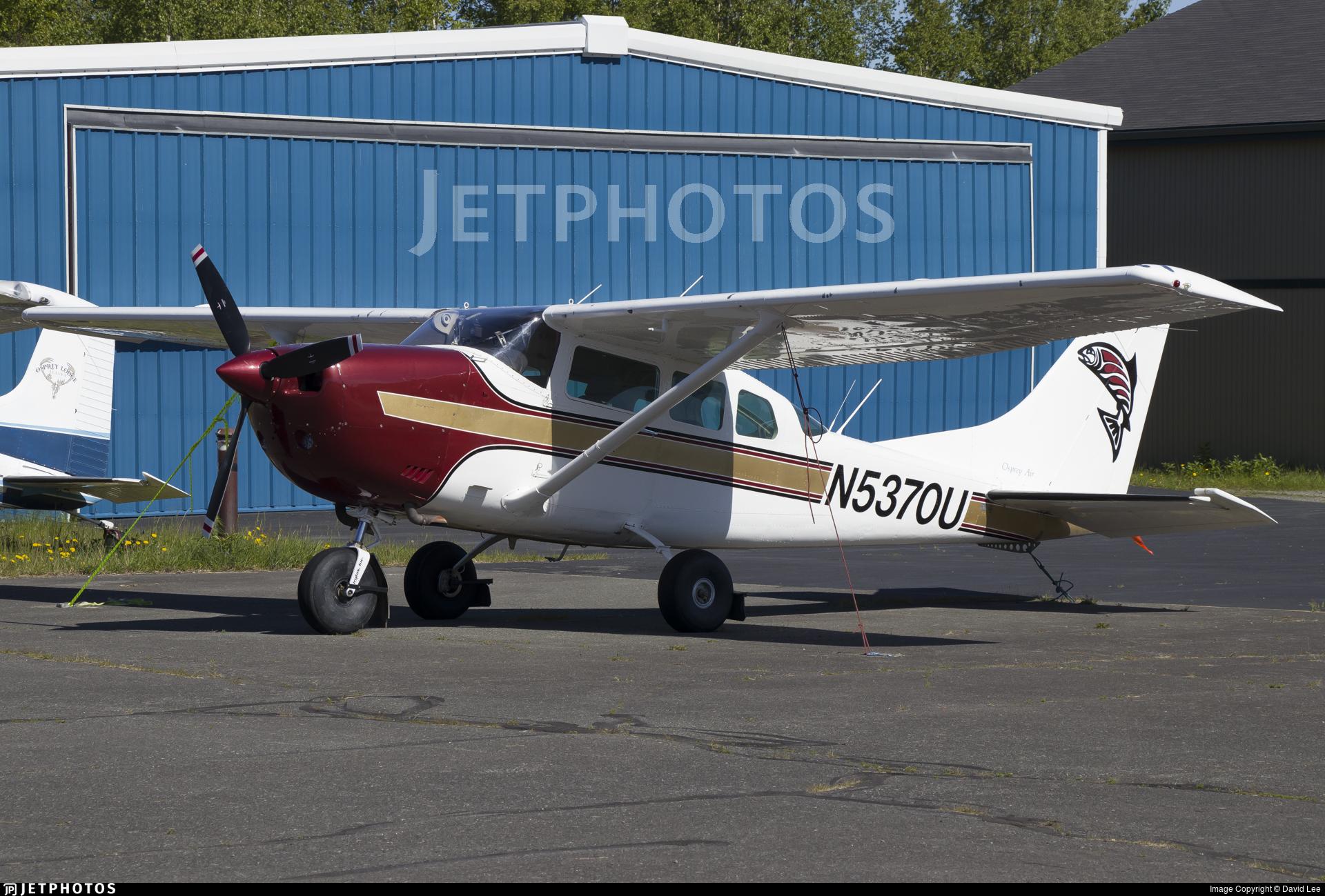 N5370U - Cessna U206G Stationair - Private