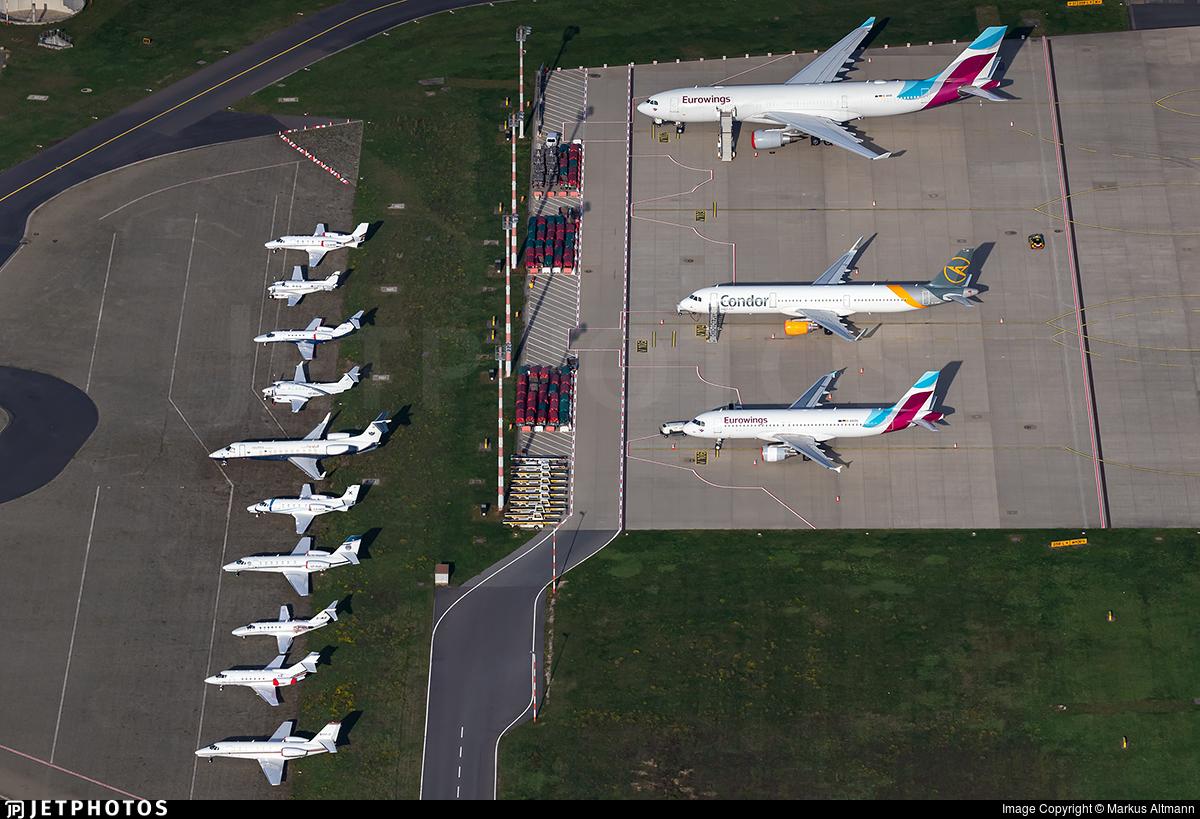 EDDL - Airport - Ramp
