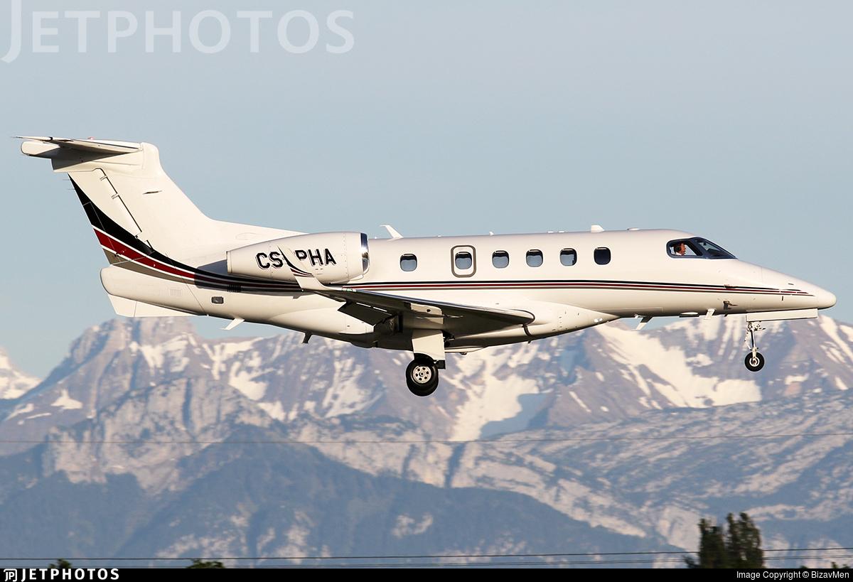 CS-PHA - Embraer 505 Phenom 300 - NetJets Europe