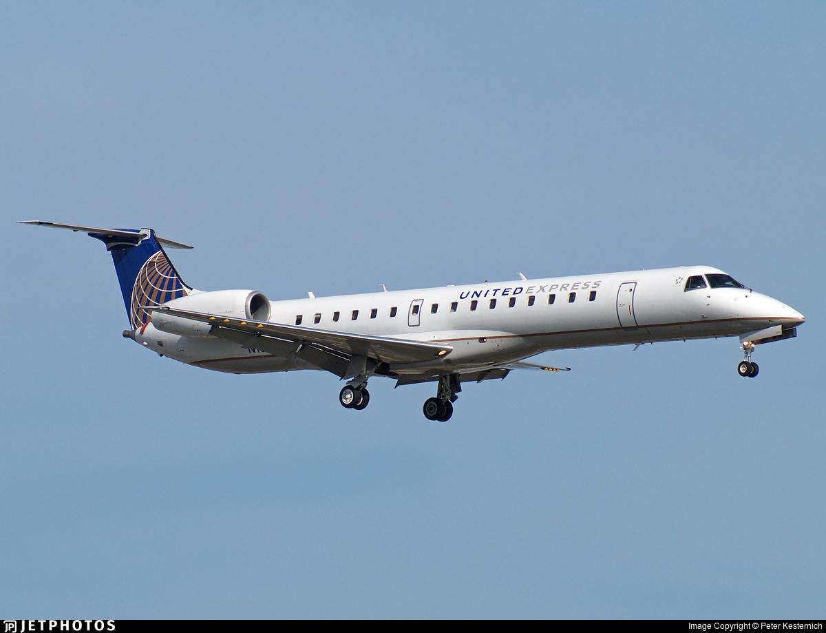 N13992 - Embraer ERJ-145LR - United Express (ExpressJet Airlines)