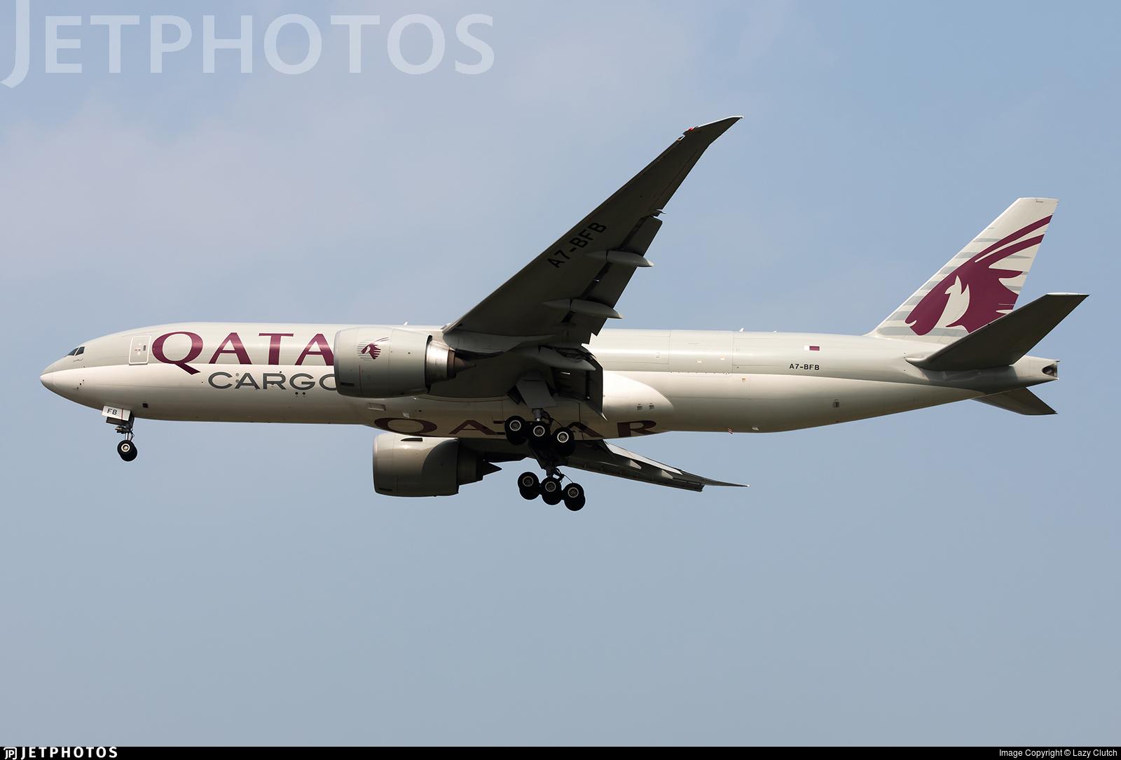 A7-BFB - Boeing 777-FDZ - Qatar Airways Cargo