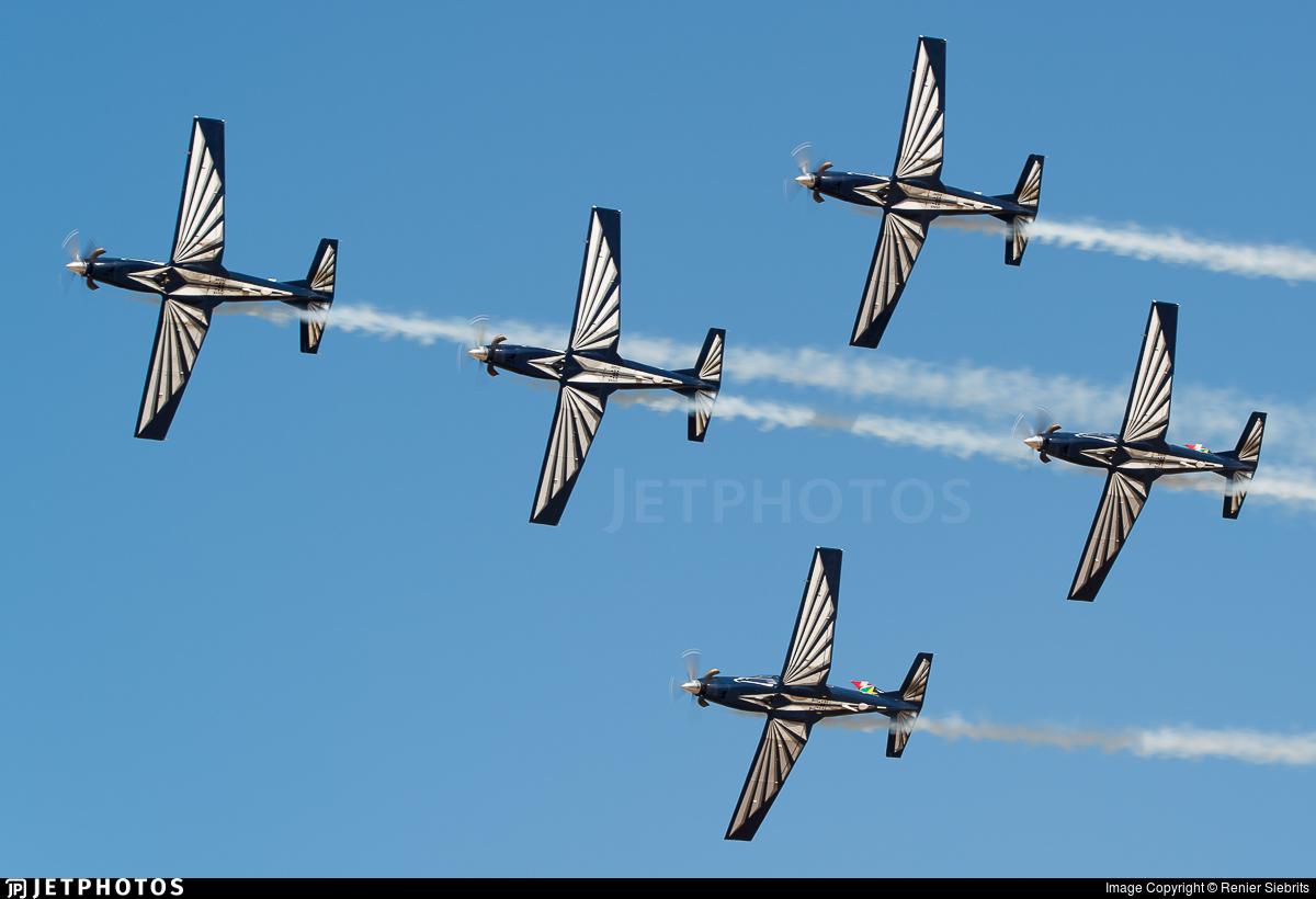 2023 - Pilatus PC-7 Mk.II - South Africa - Air Force