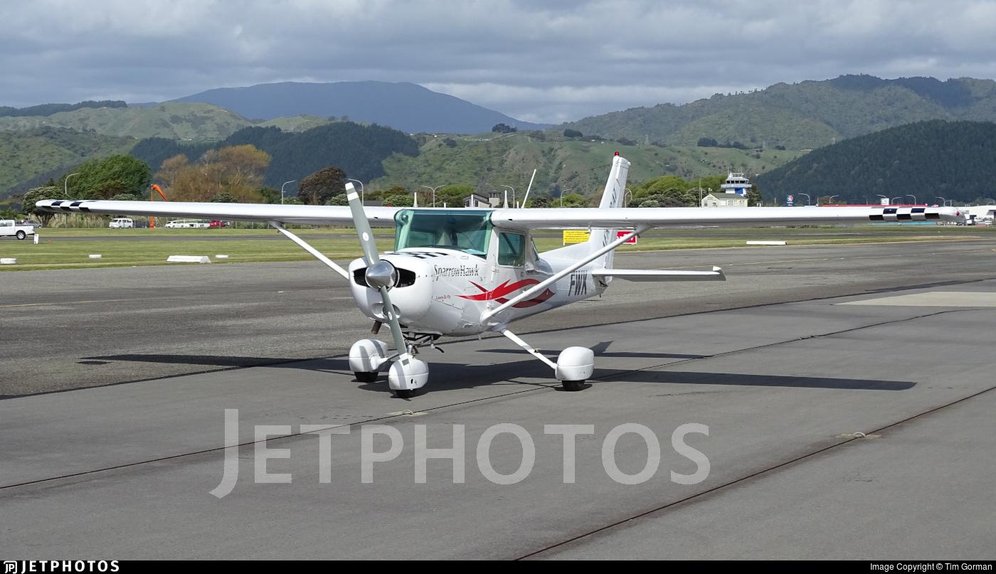 ZK-FWK - Cessna A152 Aerobat - Air Hawkes Bay