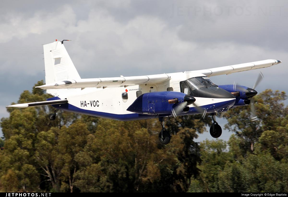 HA-VOC - Dornier Do-28G2 Skyservant - Trener Air