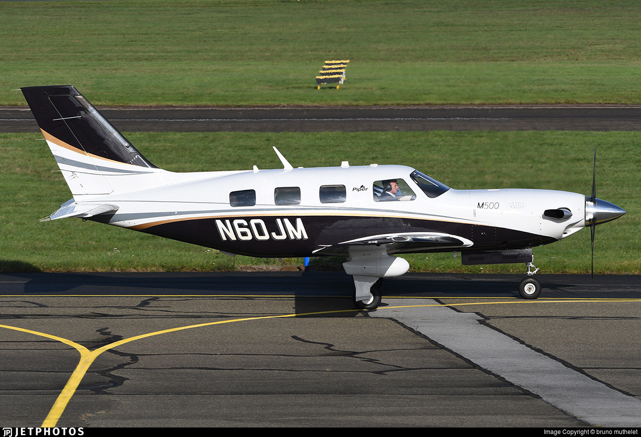 N60JM - Piper PA-46-500TP Malibu Meridian - Private