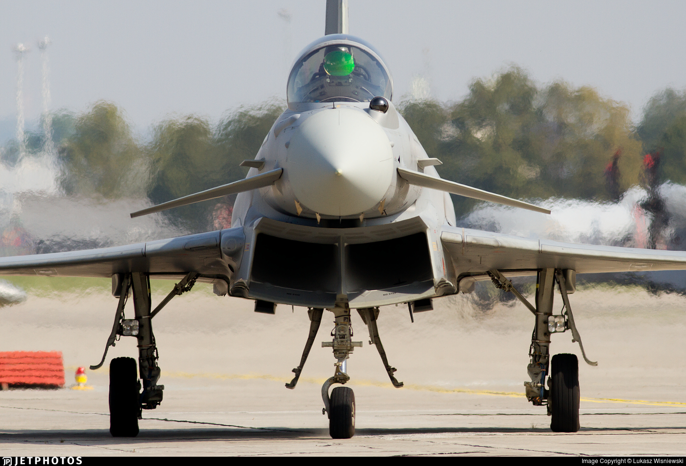 C.16-42 - Eurofighter Typhoon EF2000 - Spain - Air Force