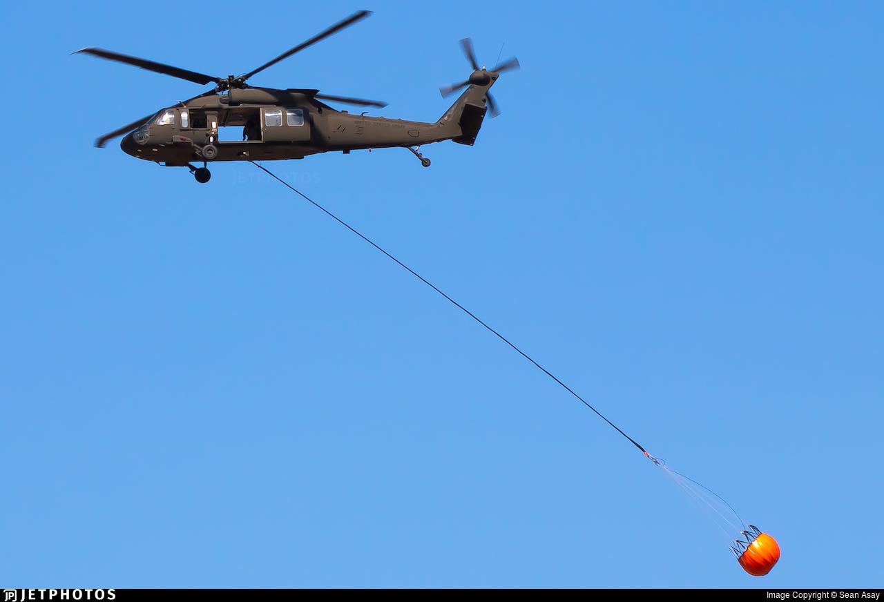 17-20965 - Sikorsky UH-60M Blackhawk - United States - US Army