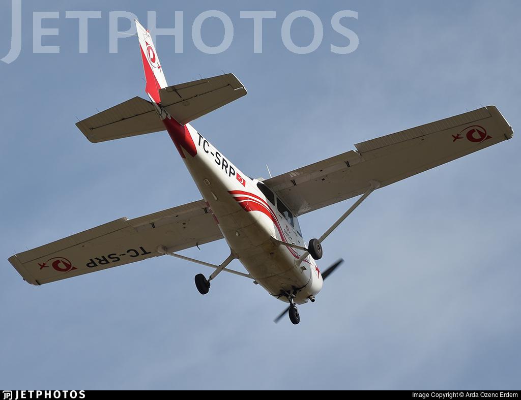 TC-SRP - Cessna 172 Skyhawk - Davut Flight School