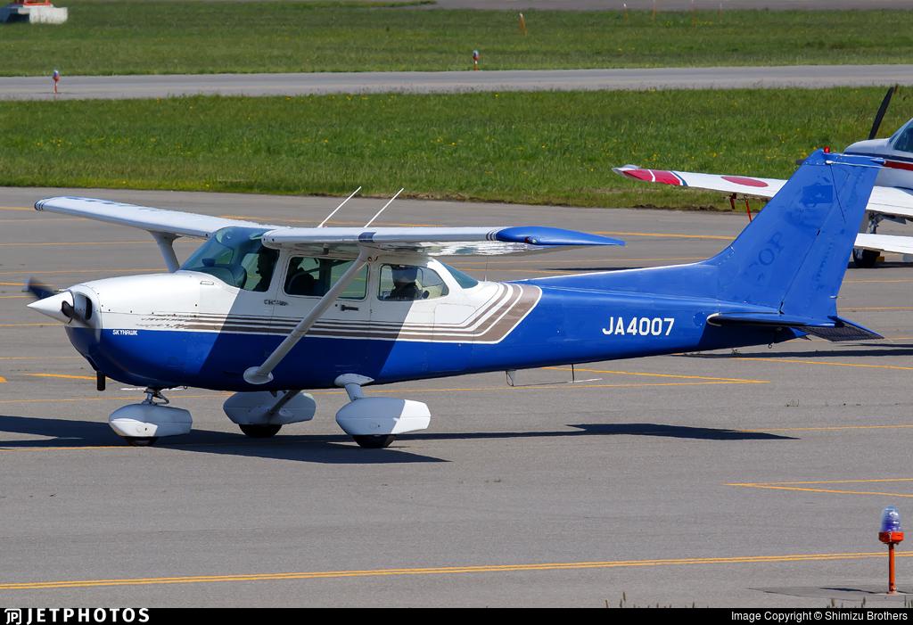 JA4007 - Cessna 172P Skyhawk II - Private