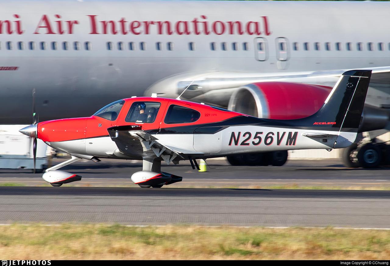 N256VM - Cirrus SR22T-GTS G5 Accelero - Private