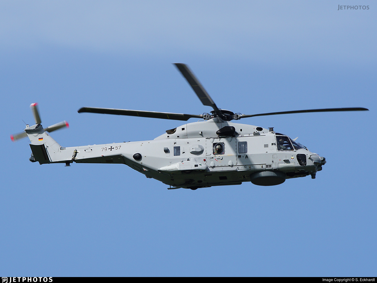 79-57 - NH Industries NH-90NFH - Germany - Navy