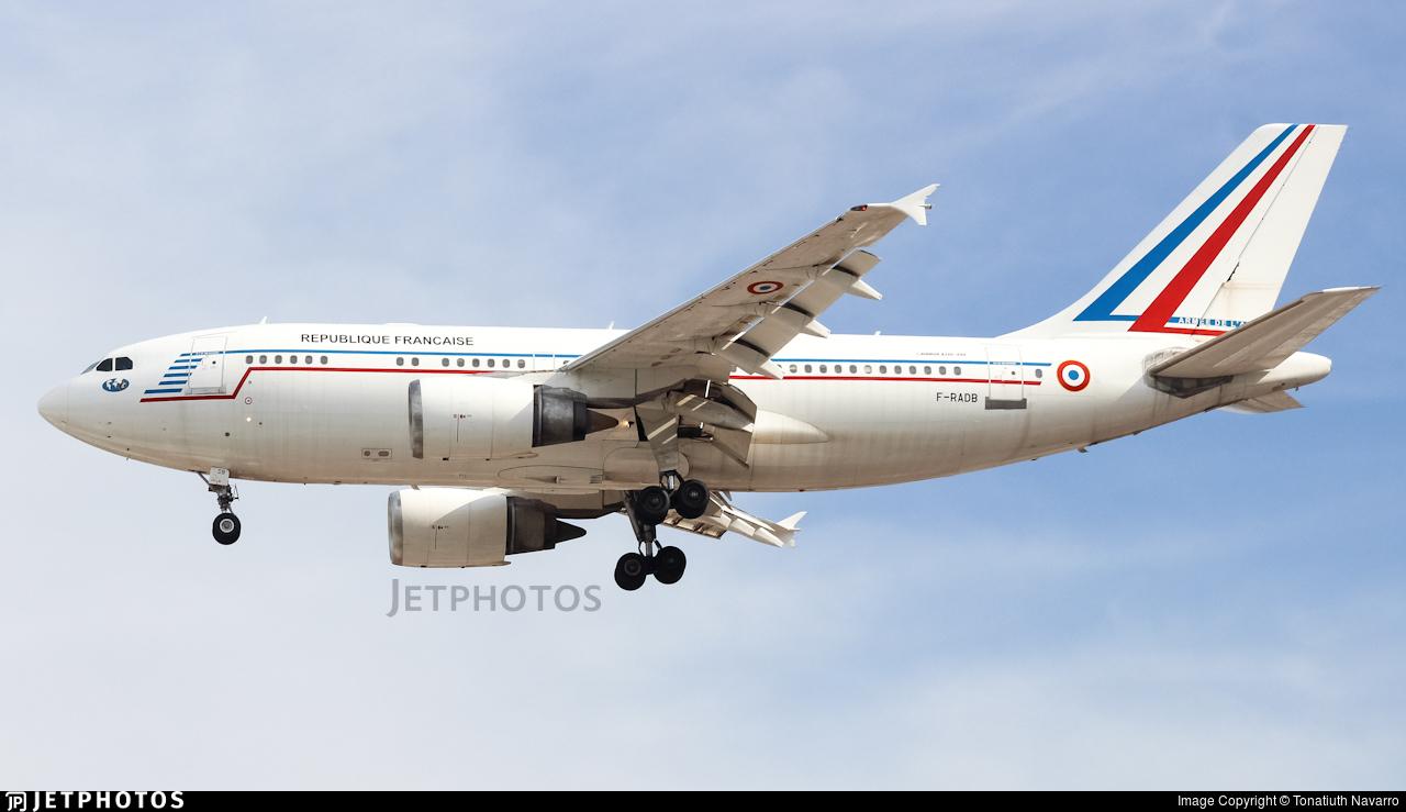 422 - Airbus A310-304 - France - Air Force