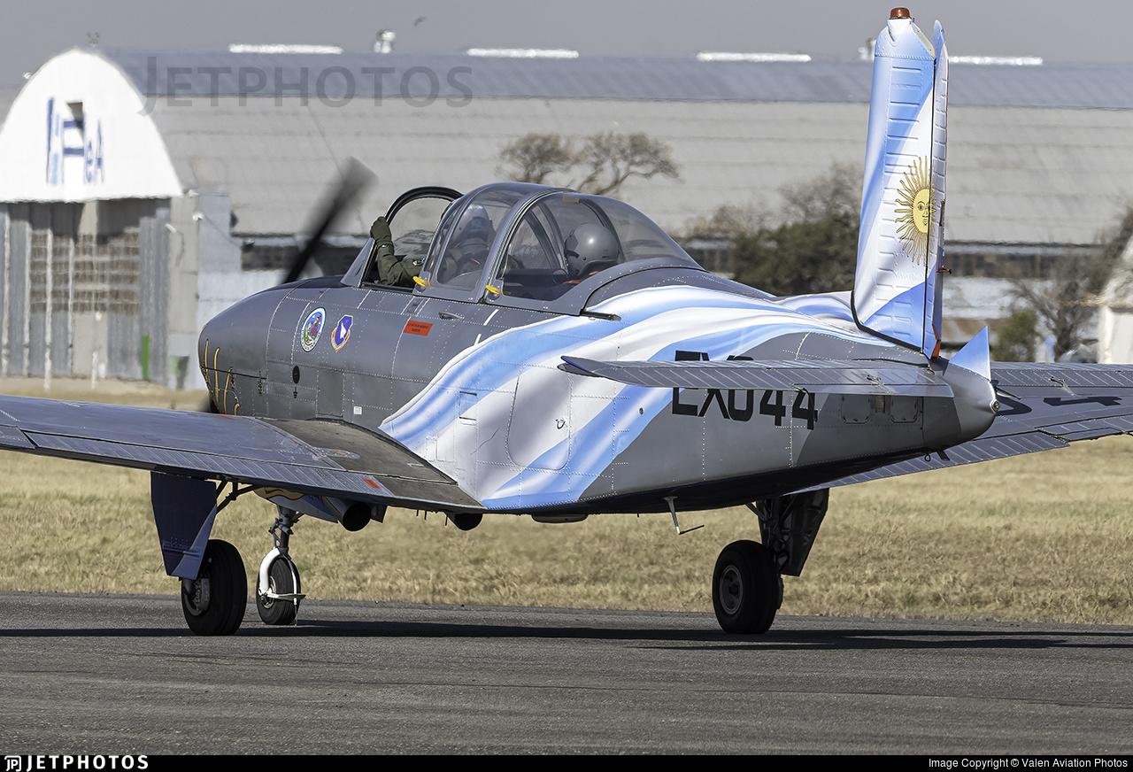EX-044 - Beechcraft T-34 Mentor - Argentina - Air Force