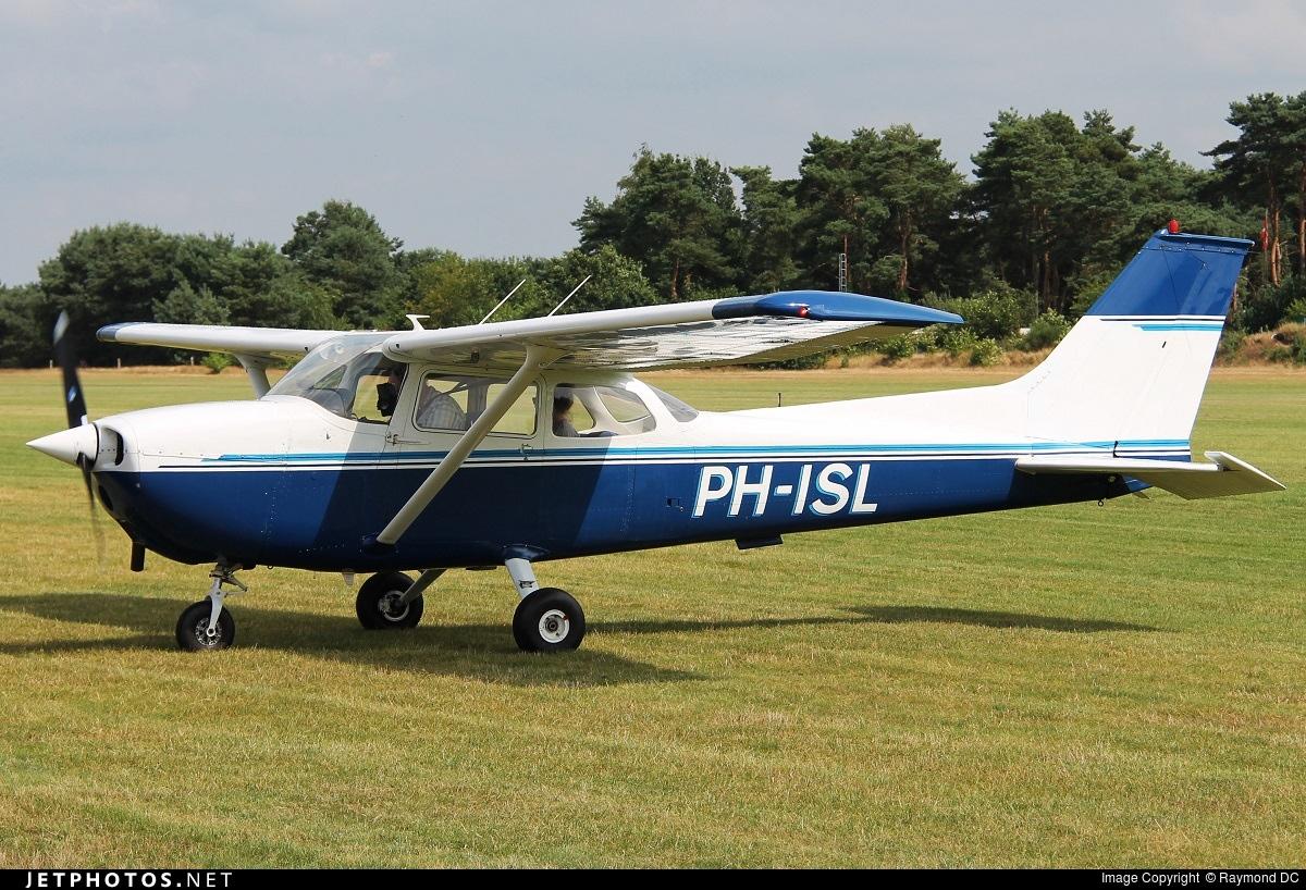PH-ISL - Reims-Cessna F172M Skyhawk - Private