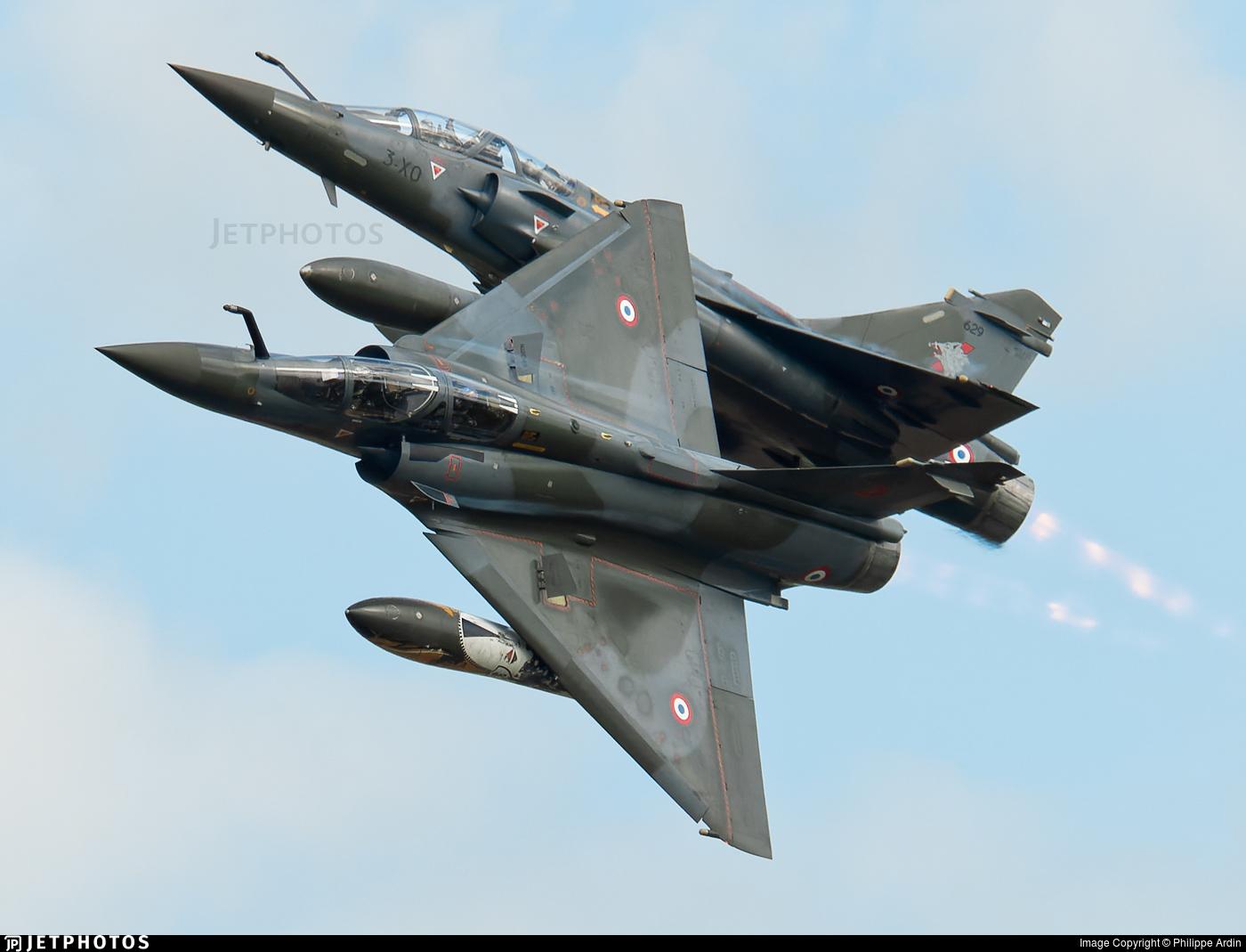 675 - Dassault Mirage 2000D - France - Air Force