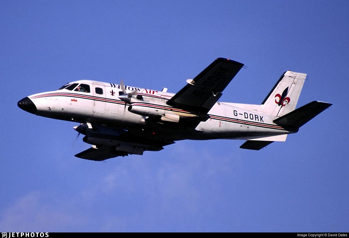 G-DORK - Embraer EMB-110 Bandeirante - Willow Air