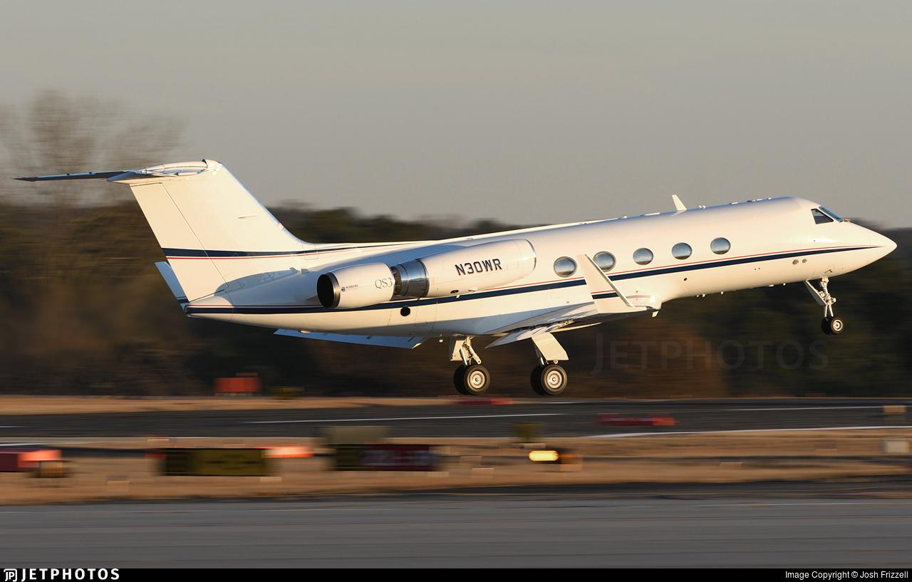 N30WR - Gulfstream G-III - Private