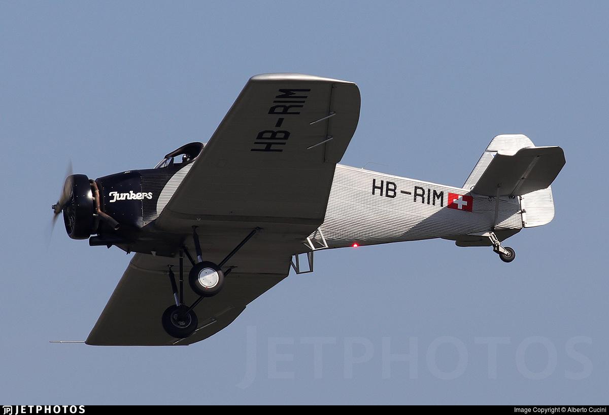 HB-RIM - Junkers F-13 - Rimowa
