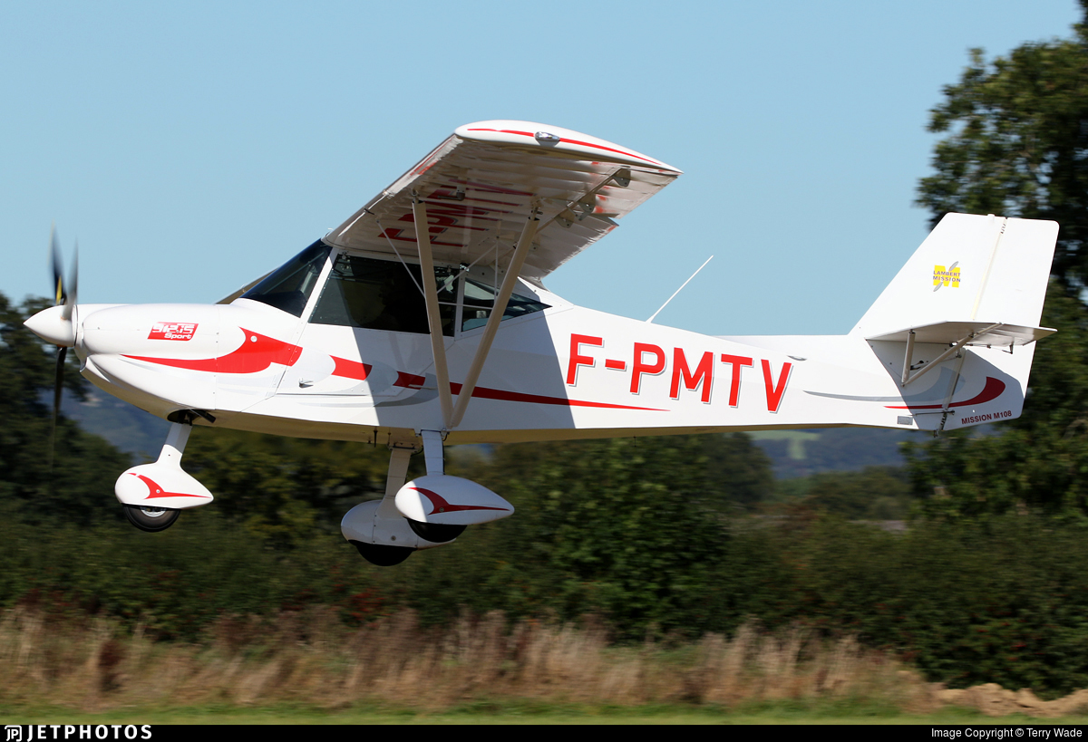 F-PMTV - Lambert Mission M108 - Private