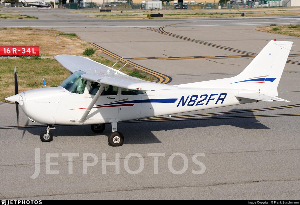 N82FR - Cessna 172P Skyhawk - Private