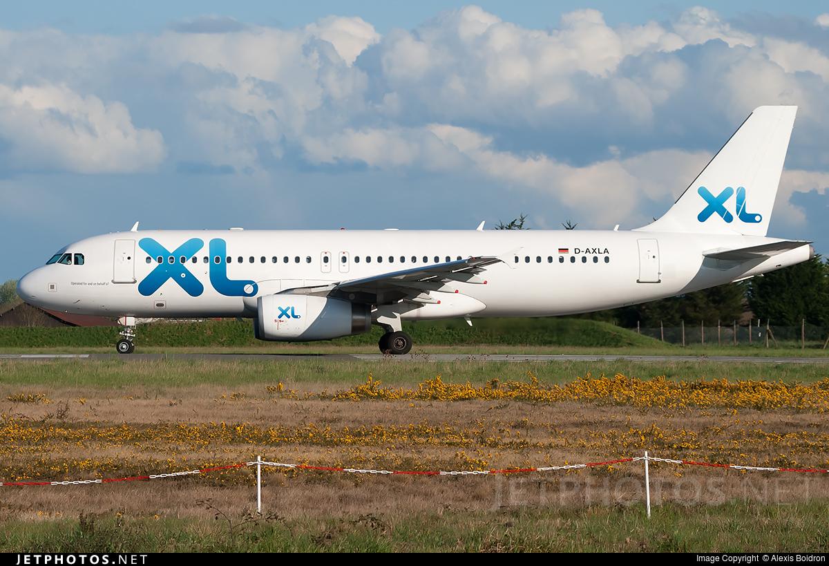 D-AXLA - Airbus A320-232 - XL Airways Germany