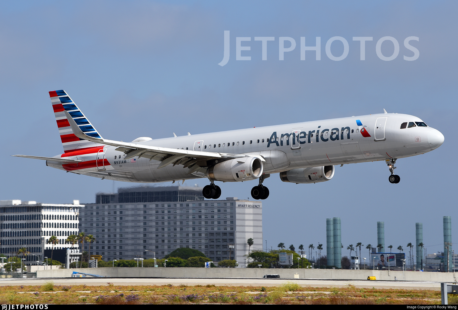 N931AM - Airbus A321-231 - American Airlines
