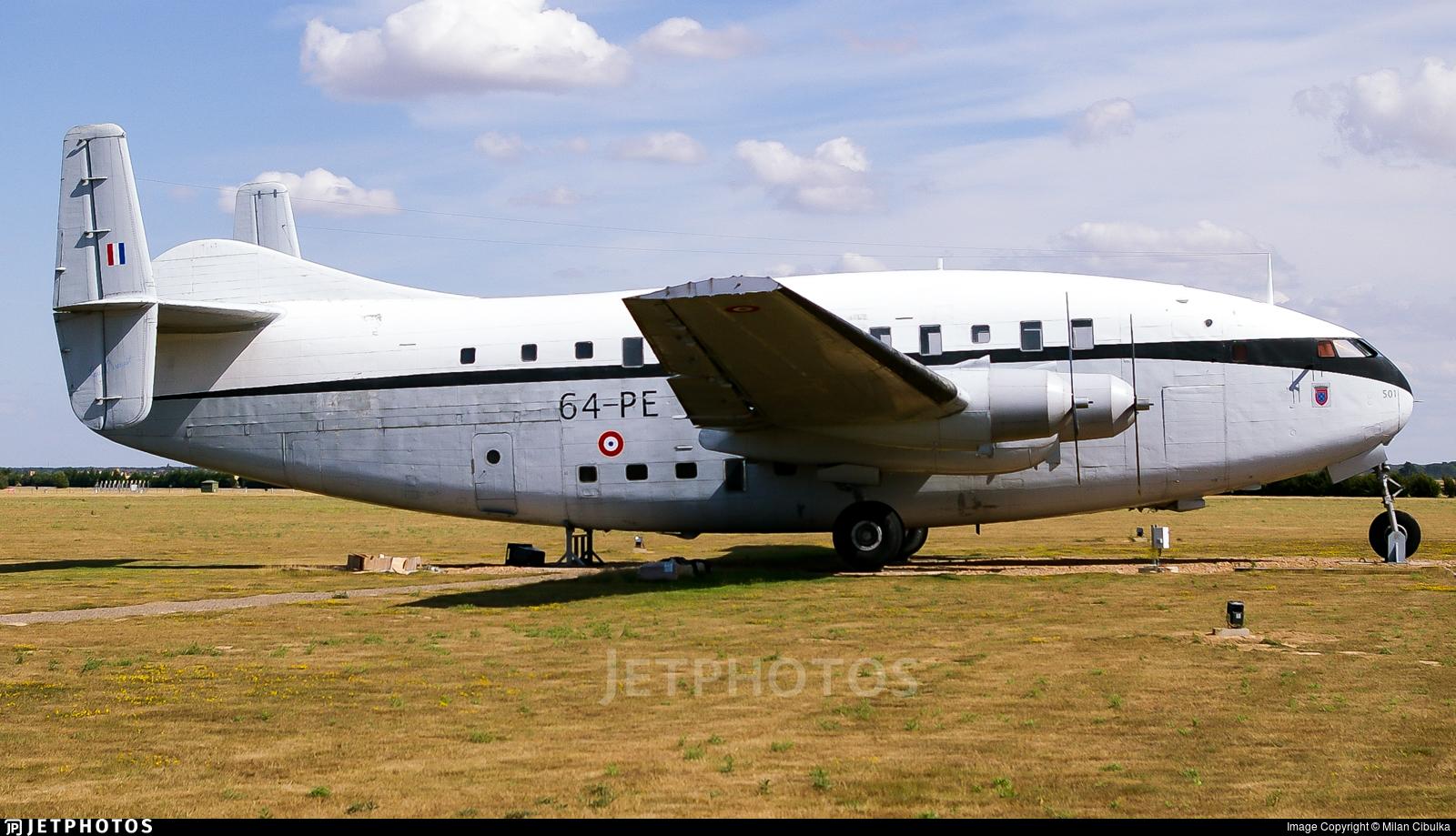 501 - Breguet 765 Sahara - France - Air Force